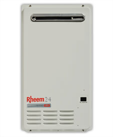 Gas hot water System Rheem